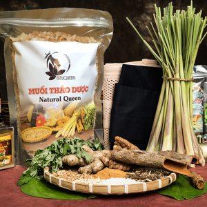 muối thảo dược naturalqueen