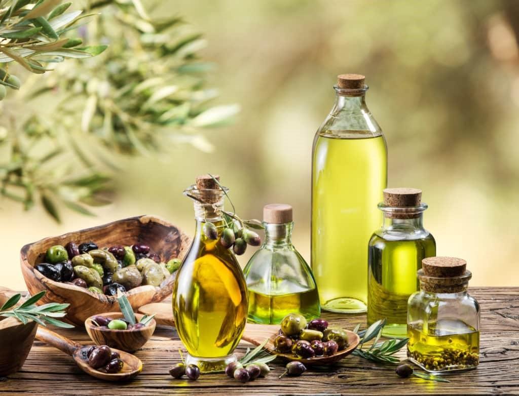 Dầu oliu có lợi cho quá trình giảm cân sau sinh