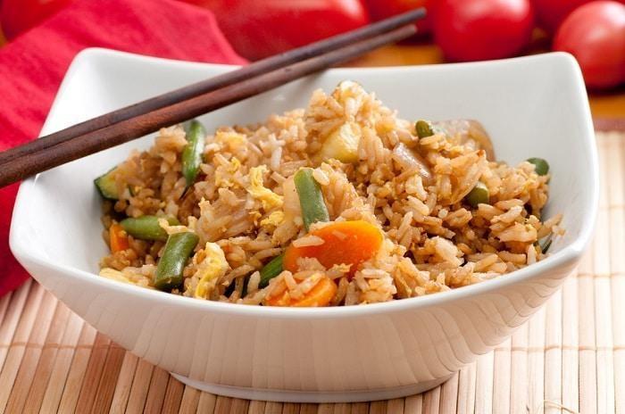 Gạo lứt được dùng để thay thế tinh bột
