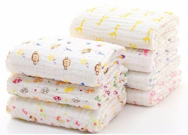 Khăn tắm xô mỏng nhẹ phù hợp với mùa hè