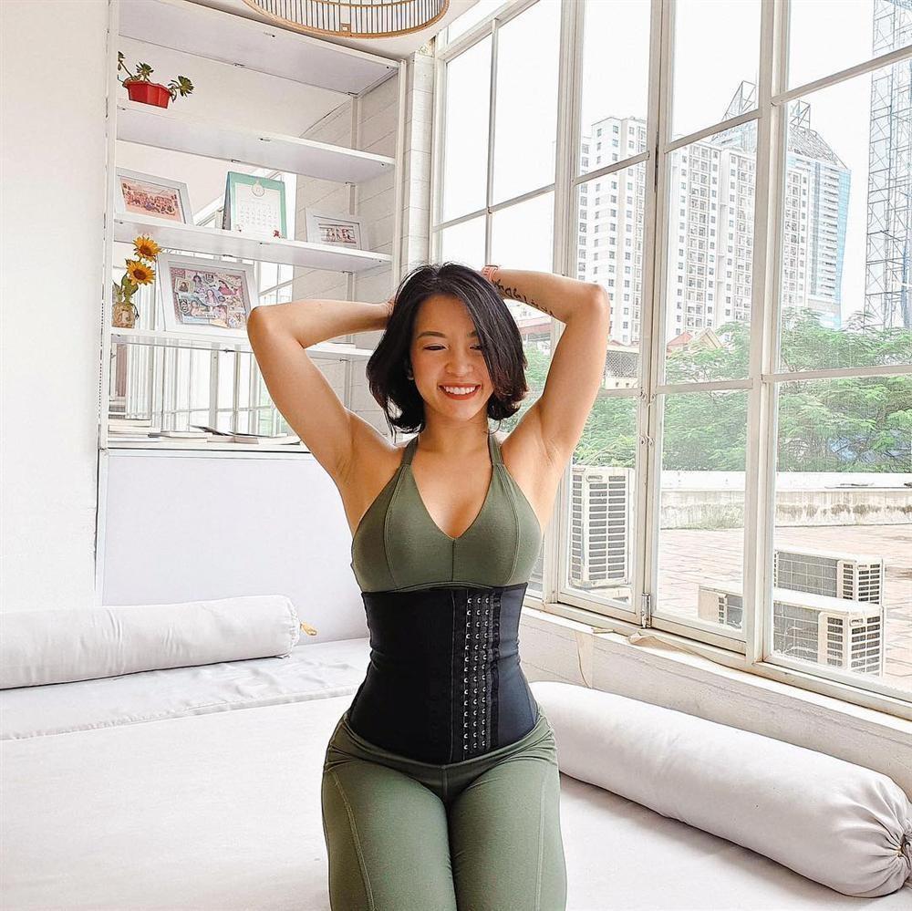 Nên sử dụng đai nịt bụng vào thời điểm thích hợp trong ngày để không ảnh hưởng đến cơ thể mẹ