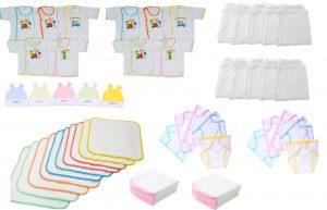 Mẹ cần chuẩn bị đầy đủ vật dụng trước khi đón bé chào đời