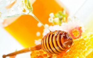 Mật ong là loại thực phẩm các tác dụng giảm cân hiệu quả