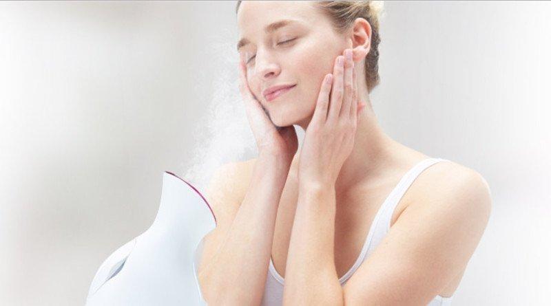 Xông hơi giúp trẻ hóa làn da cho mẹ