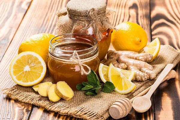 Uống nước chanh mật ong làm đẹp da