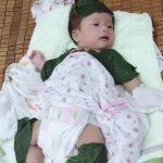 Chăm sóc em bé sơ sinh